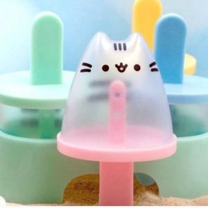 Other - Pusheen cute popsicle mold